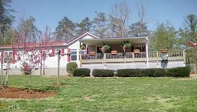 Blairsville Single Family Home New: 207 Stonebrook Cir