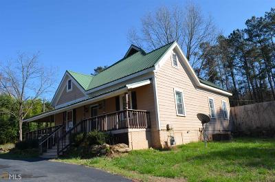 Carroll County Single Family Home New: 1600 Lake Paradise Rd