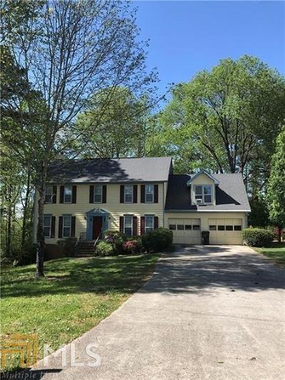 Douglasville Single Family Home New: 4448 Turnberry Ct