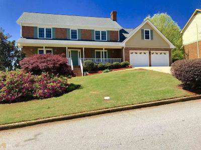 Lilburn Single Family Home New: 4480 SW Lucerne Ln