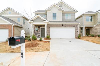 Ellenwood Single Family Home For Sale: 4269 Traipse Path #1
