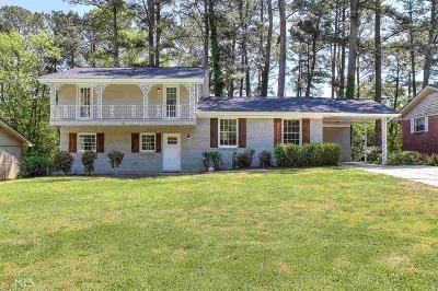 Decatur Single Family Home New: 1742 Austin Dr