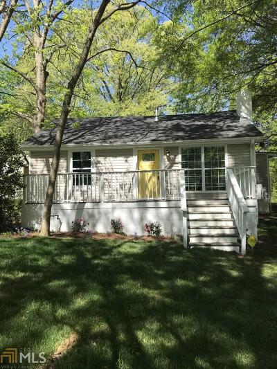 Fulton County Single Family Home For Sale: 2857 SW Grand Ave