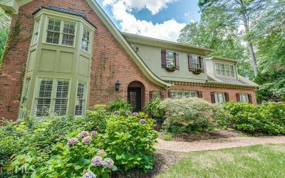 Alpharetta Single Family Home New: 520 Flying Scot Way