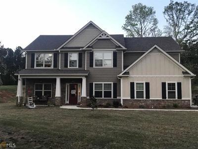 Senoia Single Family Home New: 233 Country Lake Dr