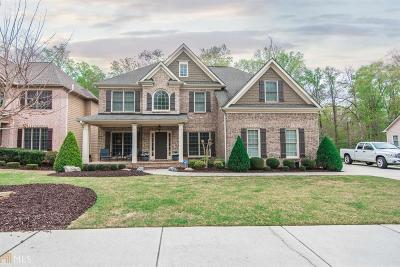 Buford Single Family Home New: 3015 Promenade
