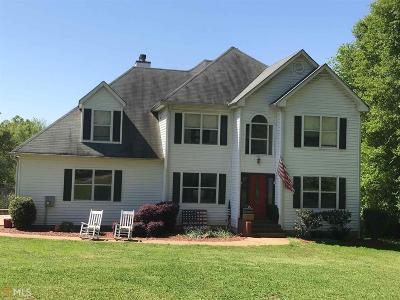 Conyers Single Family Home Under Contract: 2483 Flat Shoals Rd