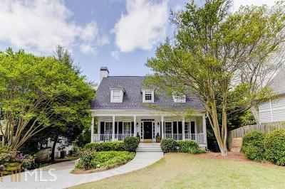 Atlanta Single Family Home New: 975 Seaboard Ave