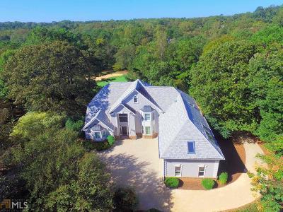 Peachtree City Single Family Home For Sale: 410 Tantallon