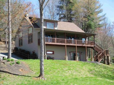 Hiawassee Single Family Home For Sale: 228 Rolling Acres Rd