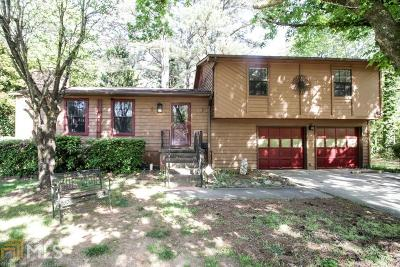 Stone Mountain Single Family Home New: 1075 Martin Road