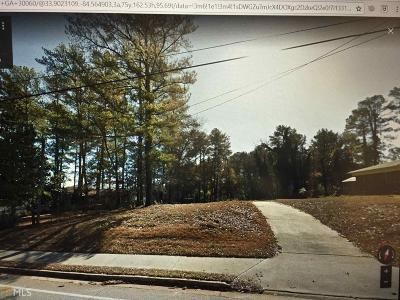 Marietta Commercial For Sale: 395 Pat Mell Rd