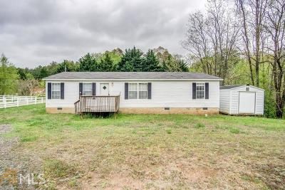 Dahlonega Single Family Home New: 2566 Highway 52 W