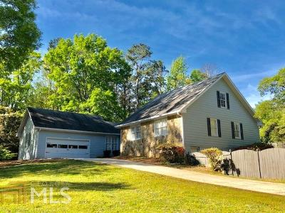 Marietta Single Family Home New: 1125 Wedgefield Dr