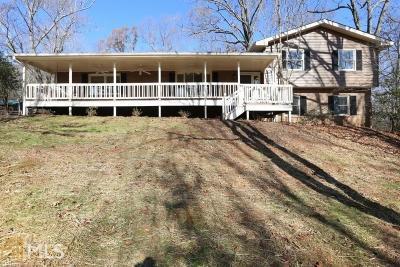 Douglasville Single Family Home New: 3680 Oak Hill Rd