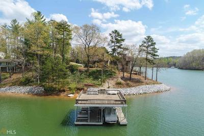 Dawsonville Single Family Home For Sale: 327 Julian Creek Rd