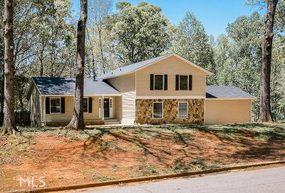 Clayton County Single Family Home New: 8321 Bridgewater Pl