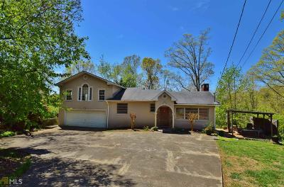 Dawson County, Forsyth County, Gwinnett County, Hall County, Lumpkin County Single Family Home New: 5980 Pocahontas Dr