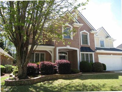 Alpharetta Single Family Home New: 1055 Beacon Hill