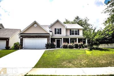Loganville Single Family Home New: 3267 Watson Meadow Ln