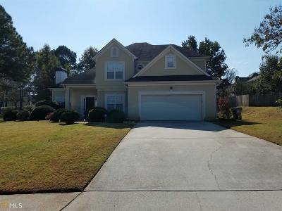 McDonough Single Family Home Under Contract: 648 Autumn Leaf
