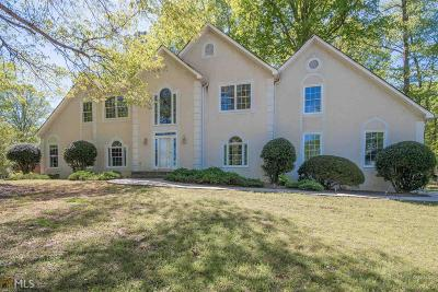 Fayetteville Single Family Home New: 565 Emerald Lake Dr