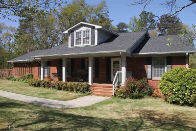 Cornelia Single Family Home New: 935 Chase Rd