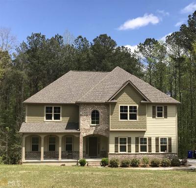 Newnan Single Family Home New: 88 Drews Ridge