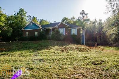 Jackson Single Family Home New: 251 Hamlin Rd