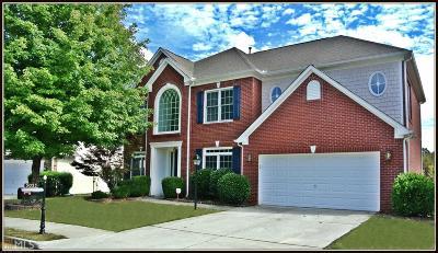 Smyrna Single Family Home New: 5023 Duxford Dr