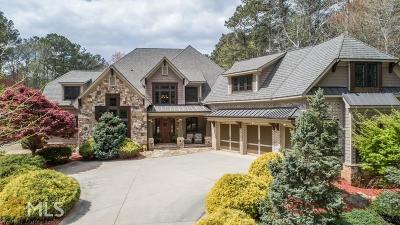 Woodstock Single Family Home Under Contract: 515 Bentwood Dr