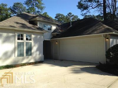 Camden County Single Family Home New: 1421 Tanager Trl