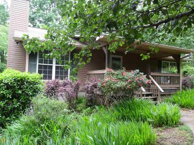 Demorest Single Family Home Contingent With Kickout: 380 Cross Creek Trl