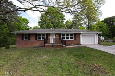 Snellville Single Family Home New: 2589 Poplar St