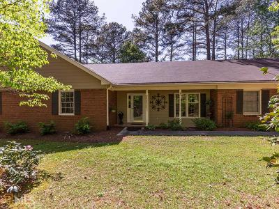 Conyers Single Family Home For Sale: 2395 Ga Hwy 20
