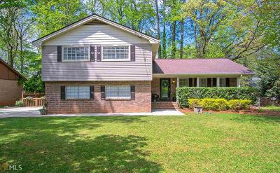 Chamblee Single Family Home For Sale: 3880 Donaldson Dr