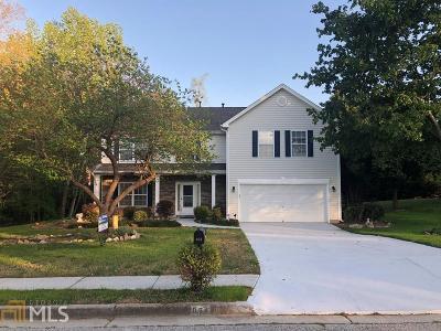 Loganville Single Family Home New: 954 Garden Woods