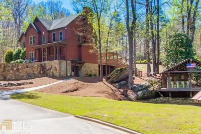 Dawson County, Forsyth County, Gwinnett County, Hall County, Lumpkin County Single Family Home New: 3075 Springlake Dr