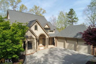 Dawson County, Forsyth County, Gwinnett County, Hall County, Lumpkin County Single Family Home New: 5765 Chestatee Lndg