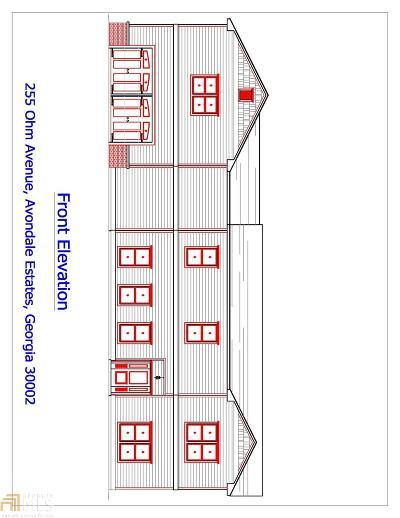 Avondale Estates Single Family Home For Sale: 255 Ohm Ave