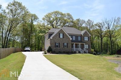 Lilburn Single Family Home For Sale: 4224 Five Forks Trickum Rd