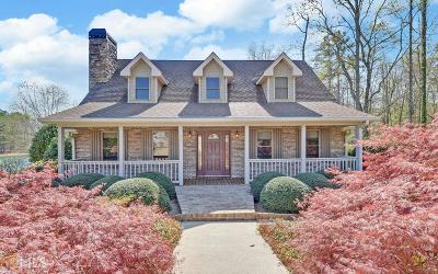 Clayton, Clarkesville, Tiger Single Family Home New: 80 Seasons View Ct