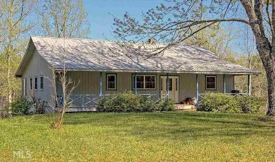 Clayton, Clarkesville, Tiger Single Family Home New: 649 Glassy Orchard Rd