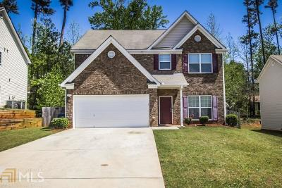 Clayton County Single Family Home Back On Market: 7166 Hibiscus Ct