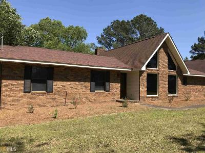 Statesboro Single Family Home For Sale: 338 Jerry Hall Rd