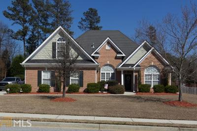 Loganville Single Family Home New: 710 Ashley Wilkes Way