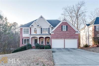 Alpharetta Single Family Home New: 6735 Ridgefield Dr