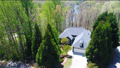 Dawson County, Forsyth County, Gwinnett County, Hall County, Lumpkin County Single Family Home New: 6433 Kettle Creek Way