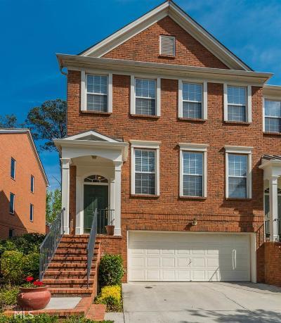 Atlanta Condo/Townhouse New: 2599 Bridlewood Lane #19