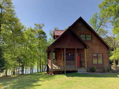 Elbert County, Franklin County, Hart County Single Family Home For Sale: 1510 Old Beacon Light Rd #Lot 12
